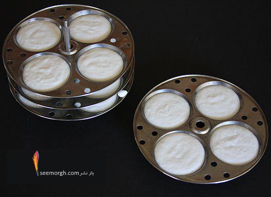 دستور تهیه کیک برنجی غذای کره ای