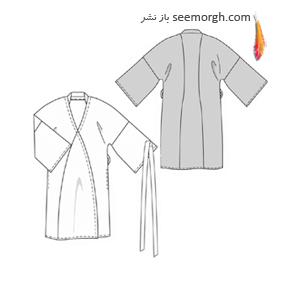 الگوی لباس