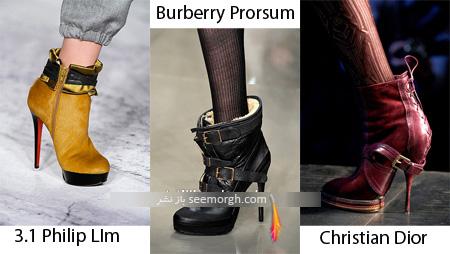 مدلهای کفش زنانه 2010