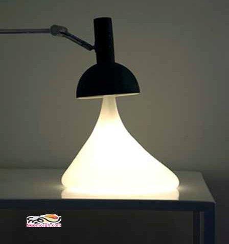 تصاویر لامپهایی که ظاهری عجیب و جالب دارند!! www.TAFRIHI.com