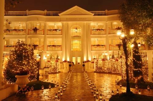 تصاویر با شکوهترین عروسی! www.TAFRIHI.com