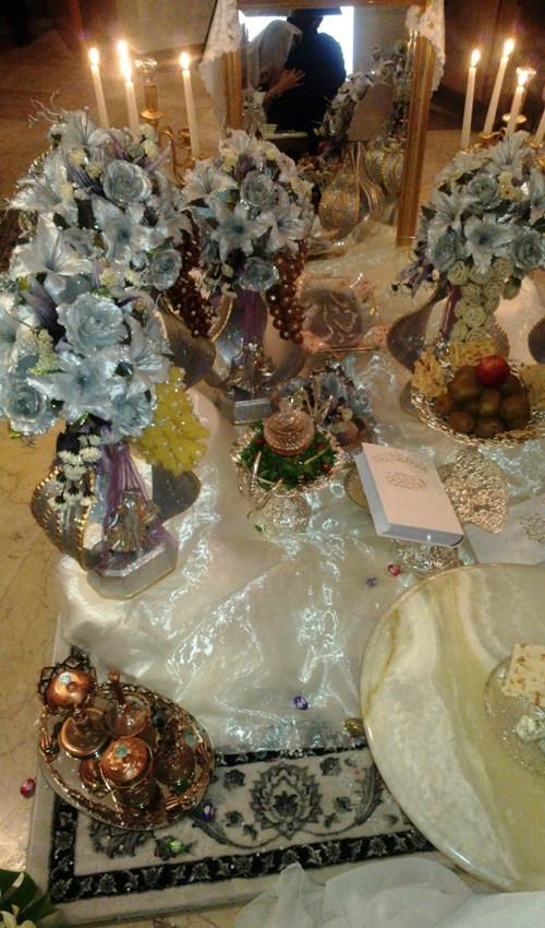 تصاویر: مراسم عقد رضا صادقی و همسرش