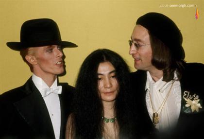 یوکو اونو و جان لنون