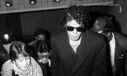 شان لنون و مایکل جکسون