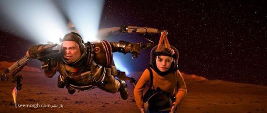مریخی ها نیاز به مادر دارند