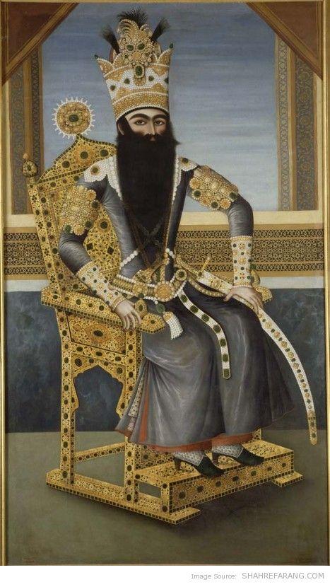 فتحعلی شاه