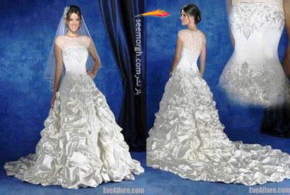 wd02 مدل لباس نامزدی سال 2012