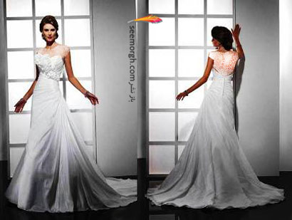 wd05 مدل لباس نامزدی سال 2012
