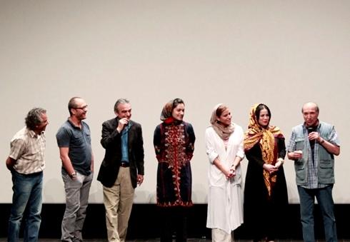 تصاویر از مراسم خیریه با میترا حجار، رامبد جوان و همسرش