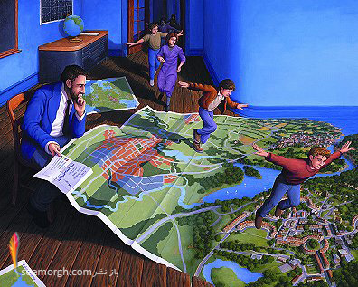 نقاشی سورئالیست