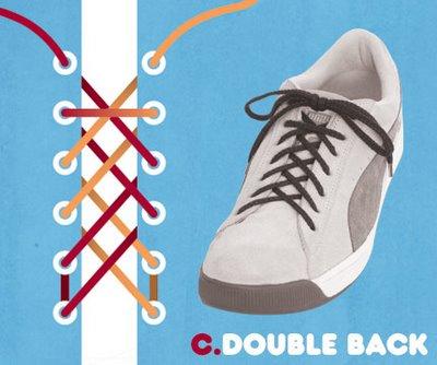 روش های مختلف بستن بند کفش با عکس و تصویر