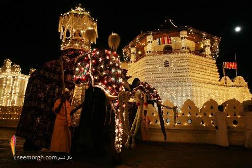 جشن سریلانکا