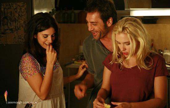 مثلث عشقی,فیلم عشقی,فیلم عشقی خارجی,فیلم هالیوودی,بازیگران هالیوود,رابطه عاشقانه,ویکی کریستینا بارسلونا