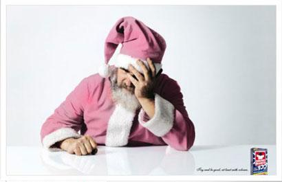 تبلیغات خلاقانه برندهای مختلف به مناسبت کریسمس
