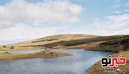 مطلب داغ: دریاچه ای که قایم باشک بازی میکند!