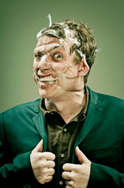 مطالب داغ: عکاسی عجیب از «چهره» با چسب نواری