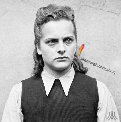 زن 22ساله ای که خود نازی ها هم از او میترسیدند!! + عکس