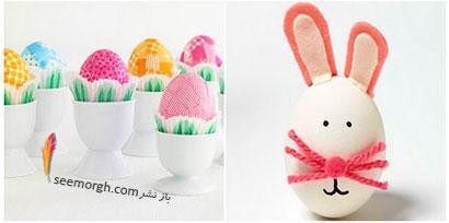 مدل های تزیین تخم مرغ سفره هفت سین - مدل شماره 8