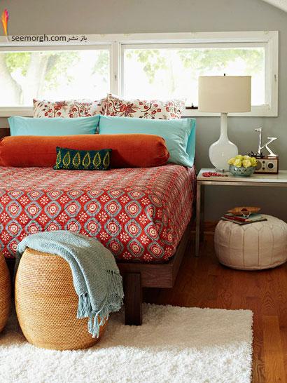 خانه تکانی,خانه تکانی اصولی,تمیز کردن اتاق خواب