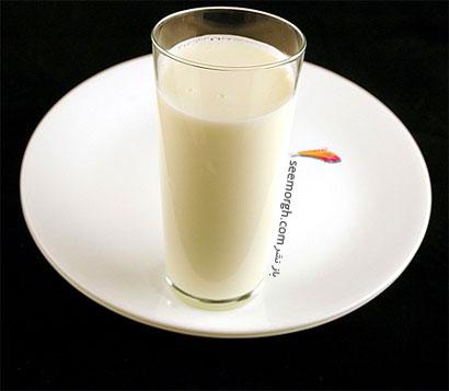 این غذاها تنها 200 کالری دارند,شیر (333 میلی لیتر = 200 کالری Calories)