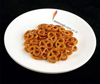 این غذاها تنها 200 کالری دارند,چوب شور (52 گرم = 200 کالری Calories)