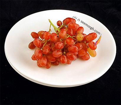 این غذاها تنها 200 کالری دارند,انگور (290 گرم = 200 کالری Calories)