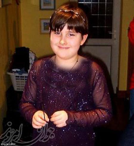 جوان ترین پسری که یک دختر شد! + عکس