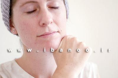 مرحله یازدهم ماساژ صورت برای کاهش روند پیری و از بین بردن چین و چروک صورت,آموزش تصویری ماساژ صورت برای کاهش روند پیری و چین و چروک پوست