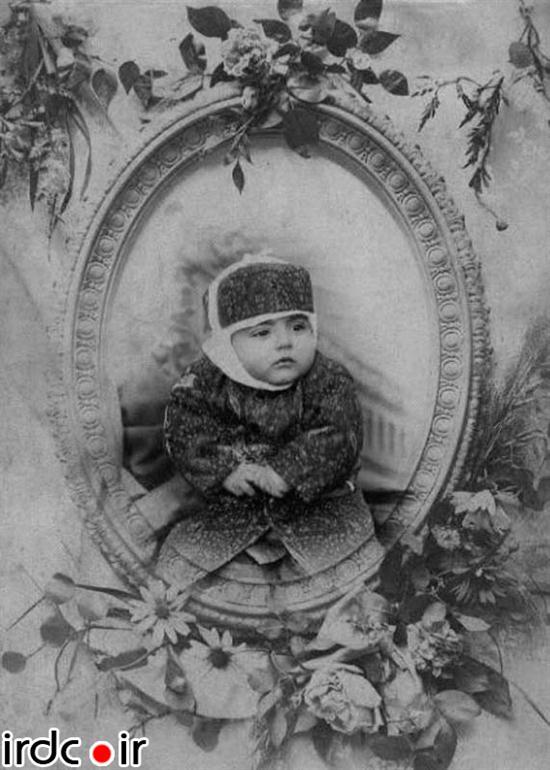 مطالب داغ:  عکسی از «احمدشاه قاجار» در نوزادی!