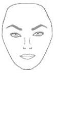 طراحی فرم دادن به ابرو در خانه متناسب با فرم چهره شما