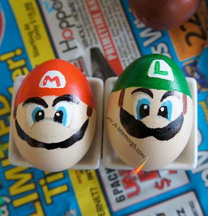 طرح هایی خلاقانه برای تخم مرغ صبحانه کودکان