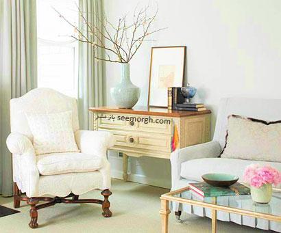 طرح رنگی زیبا : خاکستری ابری+ زرد آهویی,چیدمانی زیبا با رنگ خاکستری,دکوراسیون داخلی با رنگ خاکستری,