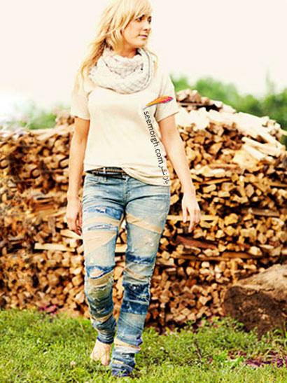 انتخاب شلوار جین مناسب