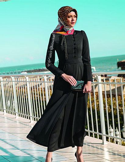 عکس مدل مانتو زیبا شیک باکلاس ترک 2013