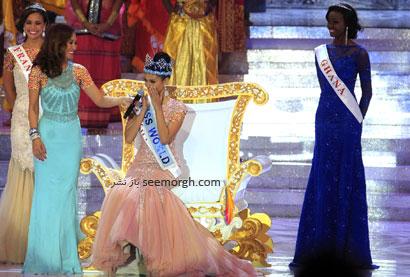 انتخاب دختر شایسته 2013 جهان +تصاویر