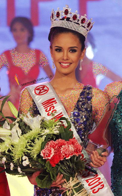 انتخاب دختر شایسته 2013 جهان