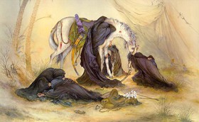 معروف ترین تابلوهای استاد فرشچیان