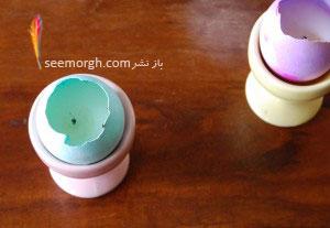 درست کردن شمع برای سفره هفت سین
