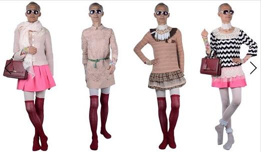 پخش لباس زنانه چینی