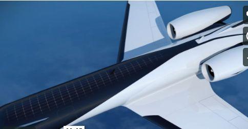 سازه فضایی | سقف شیشه ای پژو پارس - سازه فضایی... یک هواپیمای اعجاب انگیز با سقف شیشه ای!