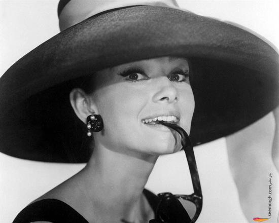 آدری هپبورن Audrey Hepburn بازیگر زیبا و جذاب