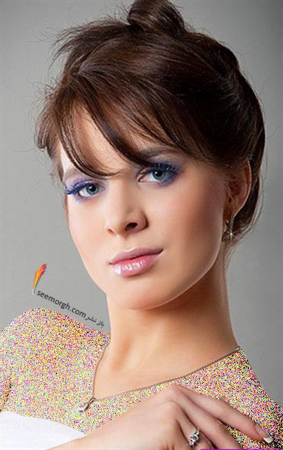 مدل موی عروس برای تابستان 2014 - مدل شماره 4