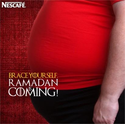 تبلیغ جالب به مناسبت ماه رمضان 1