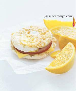 صبحانه مقوی برای کودکان مدرسه ای : تخم مرغ