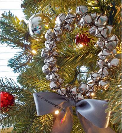 درکوب زنگوله ای برای کریسمس