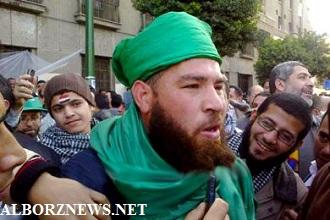 ظهور امام زمان دورغین در میدان التحریر+تصویر