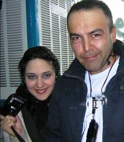 عکس دوست پسر زهرا امیر ابراهیمی