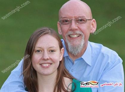 دختری که در 17سالگی عاشق یک مرد 50ساله شد و مخفیانه ازدواج کردند! + عکس www.tafrihi.com