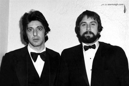 رابرت دنیرو و آل پاچینو