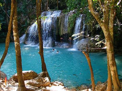 بهشت آبشارها در آسیا! (+عکس) www.TAFRIHI.com